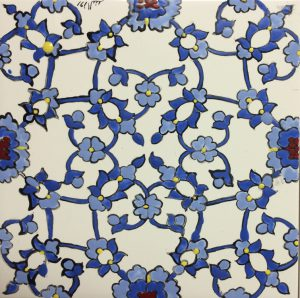 ceramic bespoke tiles